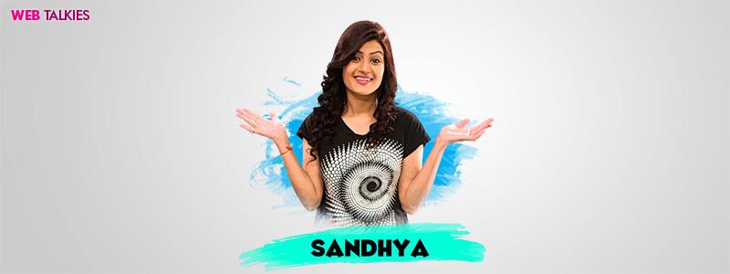 Meet Sandhya: The Chulbuli Wifey Every Husband Yearns For