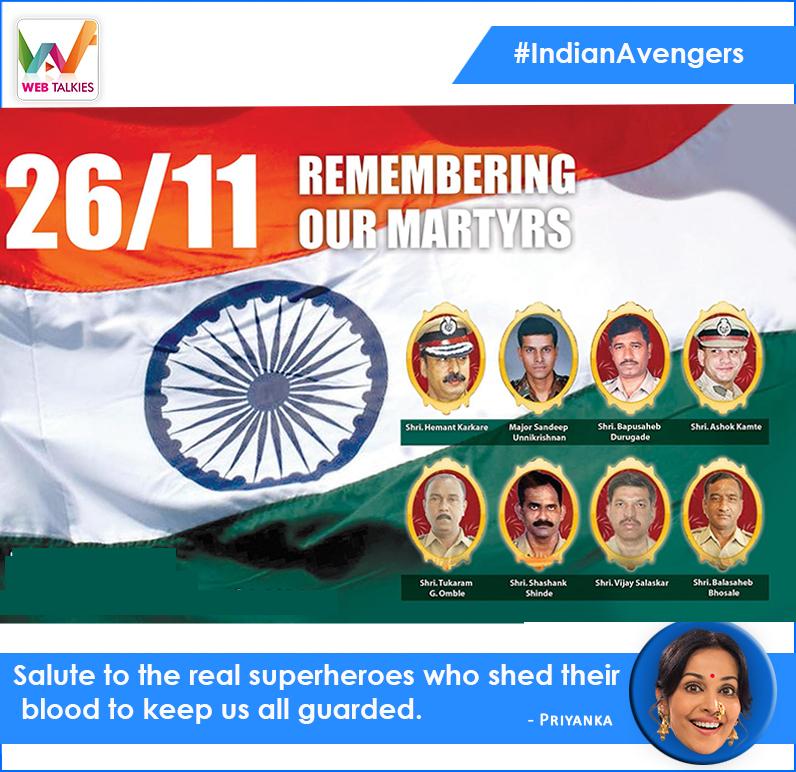 #IndianAvengres