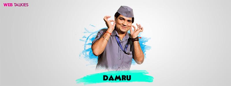 Meet Damru: The Mr Know-It-All