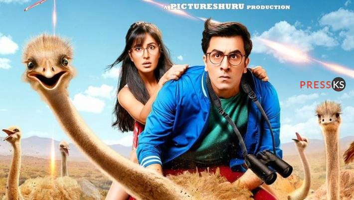 The Trailer of Jagga Jasoos Is Out!! Yay!!
