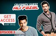 Anuj chats with Ali Fazal