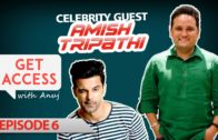 Anuj chats with Amish Tripathi